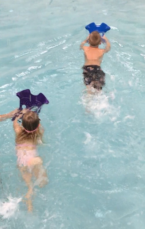 Bubbles Breathing Florida Swim School